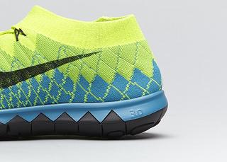 Nike Free 2014 revoluciona la flexibilidad del movimiento natural