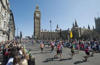 Kipsang establece récord en el Maratón de Londres