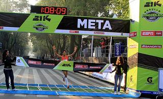 Juan Carlos Romero gana el Medio Maratón ESPN 2014