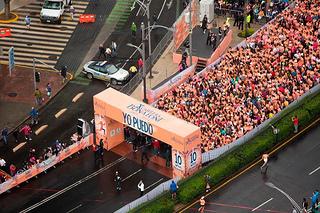 La Carrera Bonafont 2014 logra reunir a 60 mil mujeres