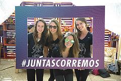 La campaña #JuntasCorremos concluye con gran éxito