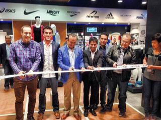 Inauguran la tienda Just 4 Run en la Ciudad de México
