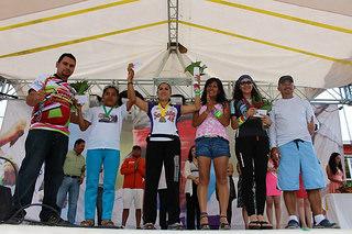 Silvino Cubezáre y Beatriz Mendez ganan el Ultramaratón de los Cañones