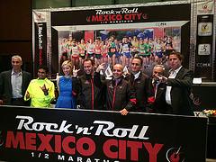 Rock 'n' Roll Ciudad de Mexico 1/2 Marathon