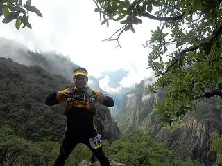 El Ultramaratón de los Cañones en Guachochi