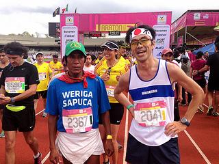 A menos de un mes del Medio Maratón de la Ciudad de México