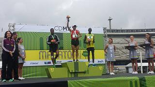 Pacheco y Shewarge ganan Maratón Ciudad de México 2014 (Resultados)