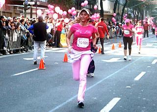 Carrera Caminata Avon 5K y 10K contra el cáncer de mama