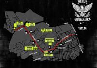 ruta we run guadalajara entrega de paquetes resultados
