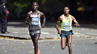 Wilson Kipsang gana el Maratón de Nueva York y la serie World Marathon Majors