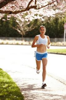 Magro, liviano y rápido: Control de peso en el running