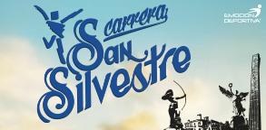 Carrera San Silvestre Ciudad de México 2014