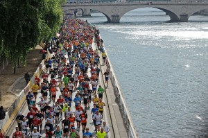 Maratón de Paris 2017