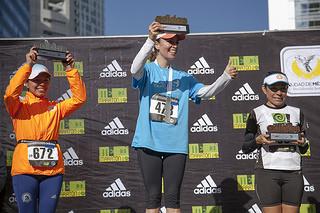 Programa de entrenamientos adidas rumbo al Maratón de la Ciudad de México 2015