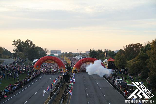 Marine Corps Maratón 2017