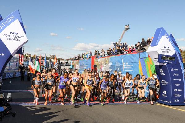 Maratón de Nueva York 2017