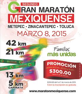 maraton mexiquense toluca metepec 2015