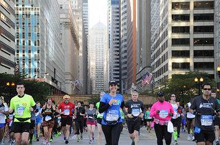 La lotería para el Maratón de Chicago 2015 se abre el martes 10 de marzo