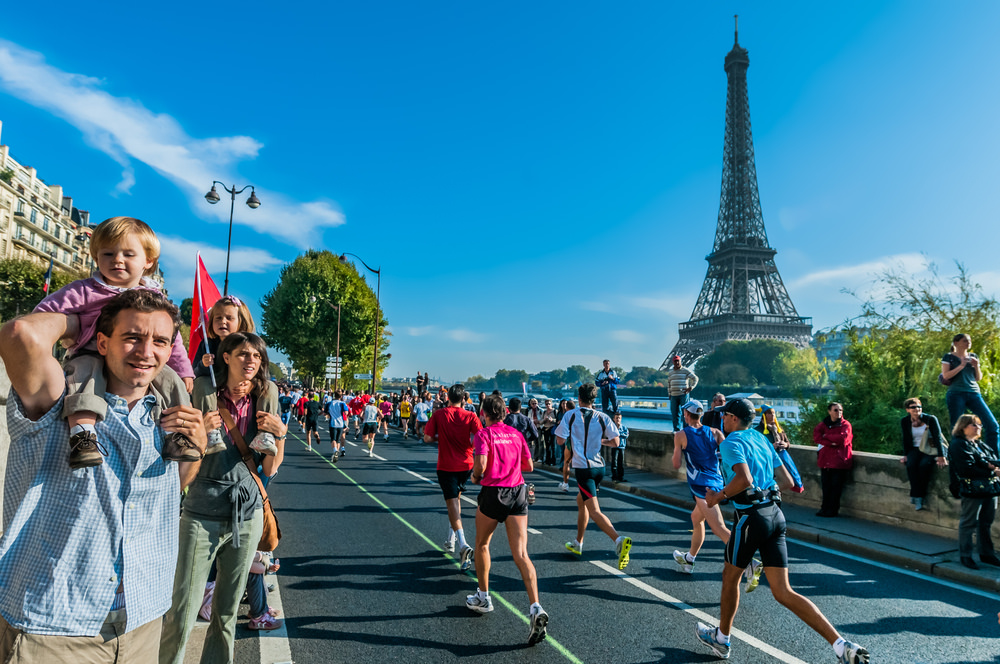 consejos de viaje maraton paris