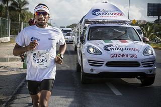 Carrera mundial Wings for life 2015
