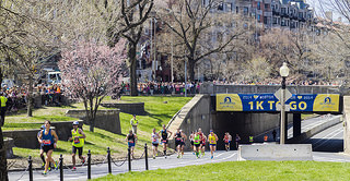 5 consejos para calificar al Maratón de Boston
