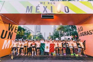 Nike celebra el primer 21K de mujeres