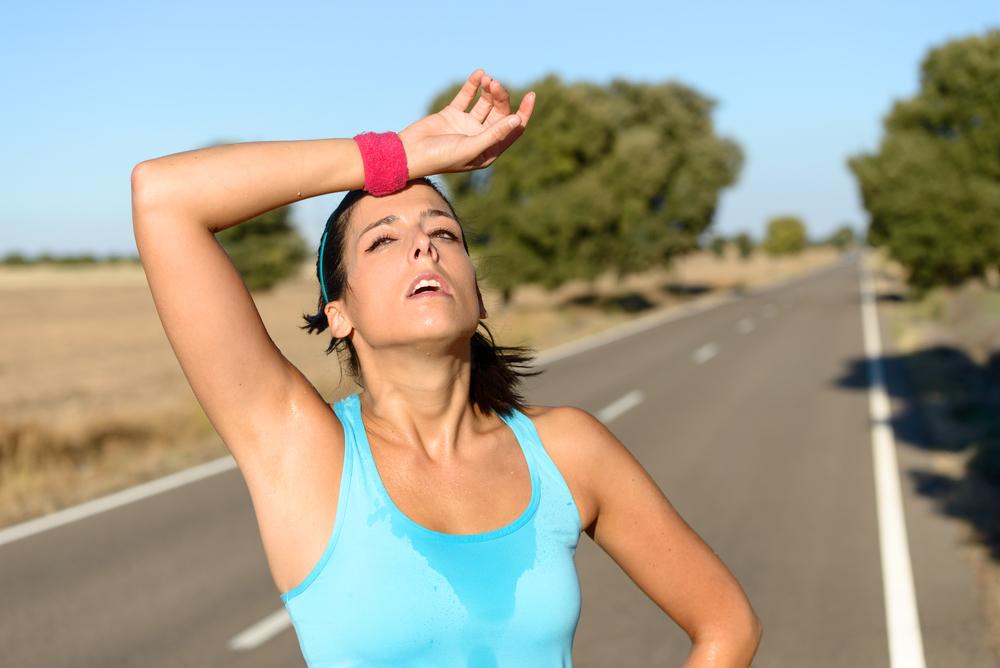 golpe de calor maraton corredores