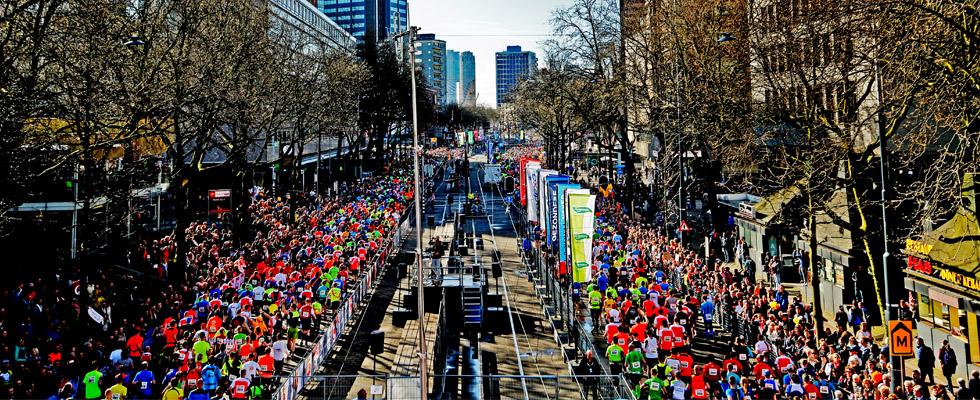 Maratón de Rotterdam 2017