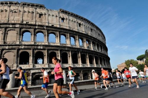 Maratón de Roma 2017