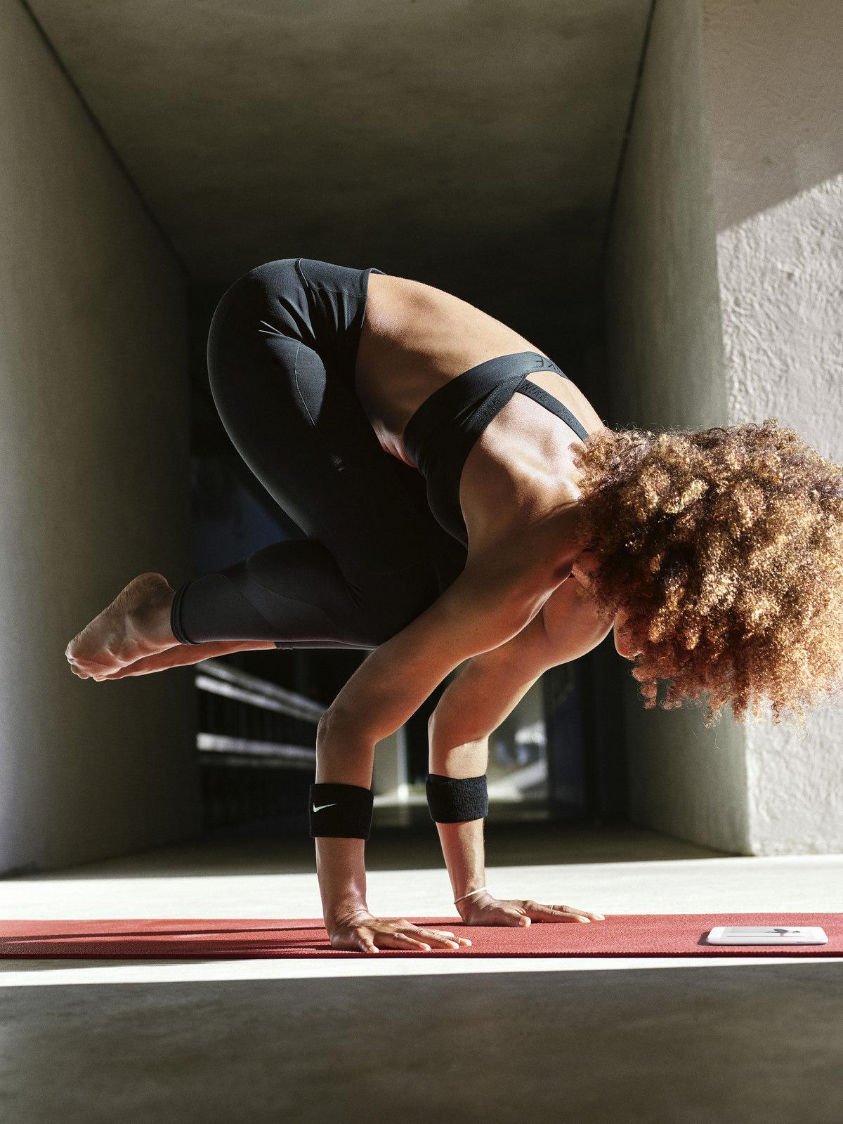 yoga corredores abdomen fitness