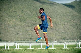 Puma y Usain Bolt te motivan a entrenar para ser más rápido