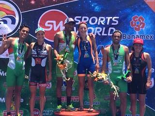 Triatlon veracruz 2015 resultados tiempos asdporte