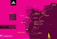 ruta split adidas 30K