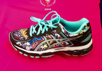 coleccion ASICS NYC Maraton Nueva York 2015 Kayano 22