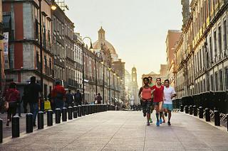 La Ciudad de México se activa a través de Nike+ Run Club