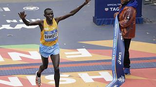 Keitany y Biwott los ganadores del Maratón de Nueva York 2015