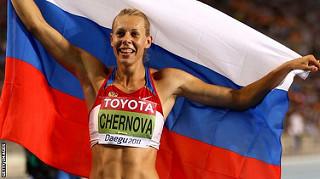 iaaf suspende a rusia atletismo dopaje
