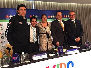 El IMSS y la CONADE traen a México la primera edición de KIDS RUN