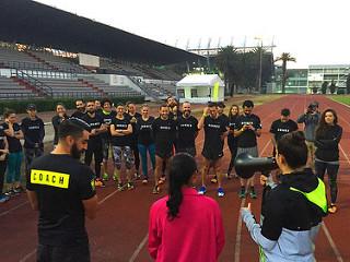 entrenamientos nike run club horarios fechas coach