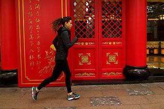 Mi experiencia de correr en Shanghai