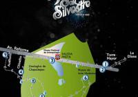ruta de la carrera san silvestre 2015