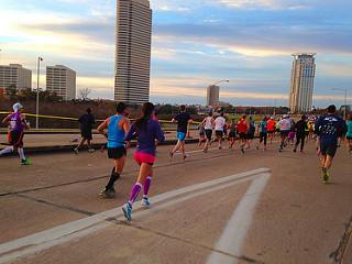 Maratón de Houston 2017