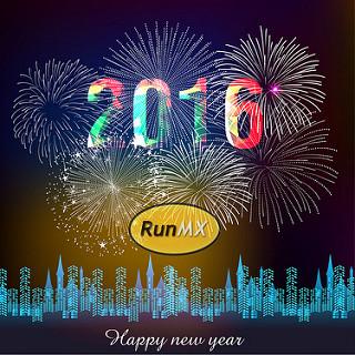 Feliz año nuevo! Corre más…