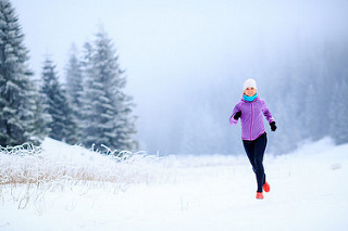 Como correr en invierno