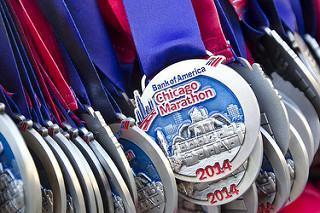 Lotería para el Maratón de Chicago 2016