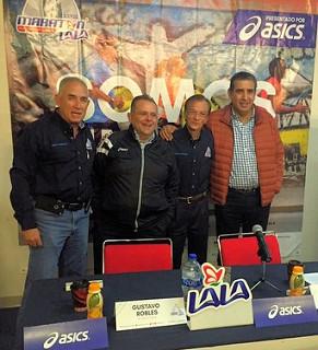 Asics será patrocinador del Maratón LALA 2016