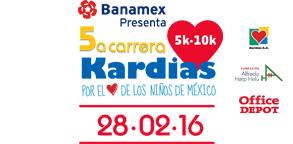 Carrera Kardias 2016