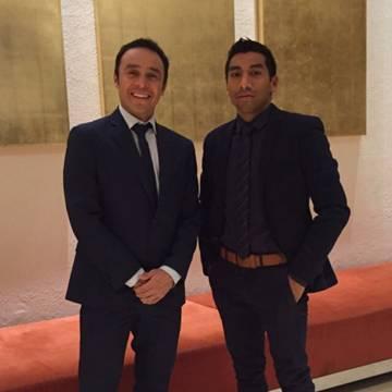Crisanto Grajales y Eugenio Chimal reciben el Premio Nacional de Deportes 2015