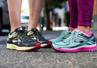 brooks adrenaline GTS 16 reseña review tennis calzado