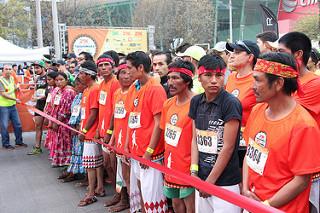 Corren a favor de los Raramuris 21K Tarahumara